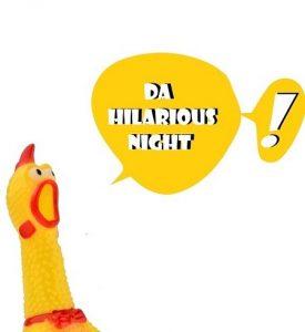 Da Hilarious Night en BBQ is bijna!