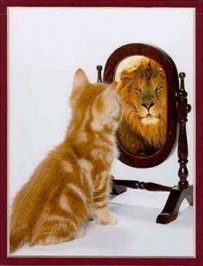 Geef jezelf een compliment!