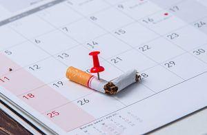 Cursus stoppen met roken: 12 december van start