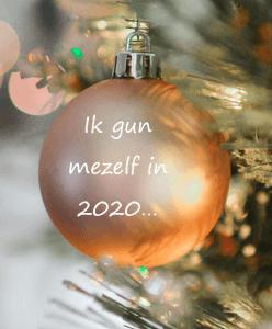 Workshop: Ik gun mezelf in 2020…