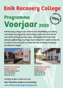 Programma Voorjaar 2020 van start!