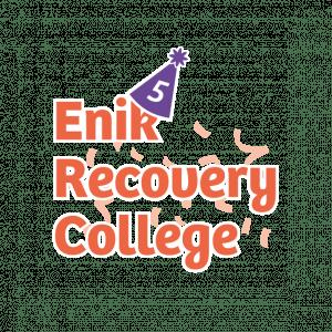 Enik Recovery College 5 jaar