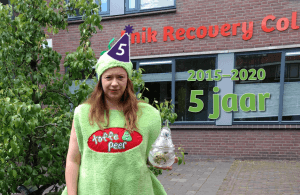 Enik Recovery College is jarig!