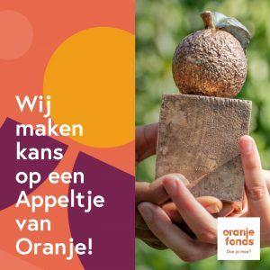 Enik Recovery College genomineerd voor Appeltje van Oranje 2021