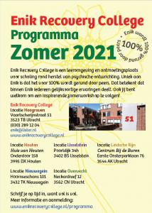 Programma Zomer 2021 van start!