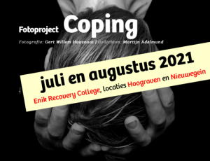 Expositie project Coping bij Enik